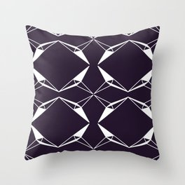 A Girl's Bestfriend Throw Pillow
