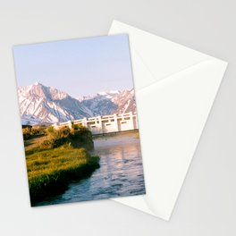 Bright Mammoth Morning Stationery Cards