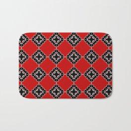 Native ethnic pattern Bath Mat