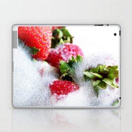 Strawberry Spores Laptop & iPad Skin