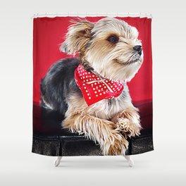 Super Pets Series 1 - Super Moose Shower Curtain