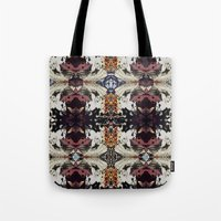 woodstock Tote Bags featuring Woodstock by Kim Barton