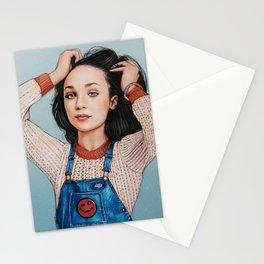 Maddie Ziegler Stationery Cards