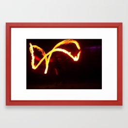 Firestaff Framed Art Print