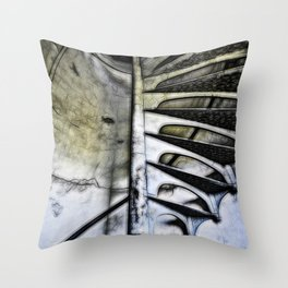 Lighthouse tower stairs Throw Pillow