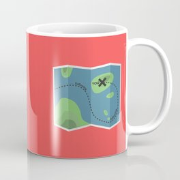 Following Following Coffee Mug