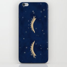 Dreaming in the Stars iPhone Skin