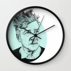 David Lynch Wall Clock