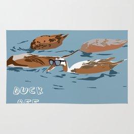 Duck Off Rug