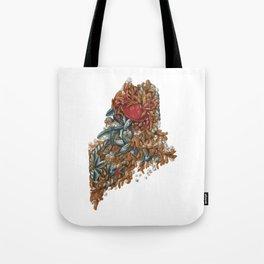 Maine (intertidal zone) Tote Bag