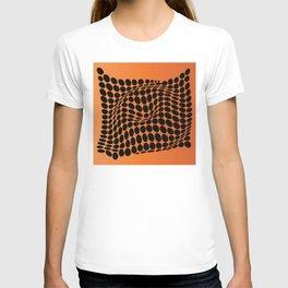 COME INSIDE (ORANGE) T-shirt