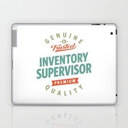 Inventory Supervisor Laptop & iPad Skin