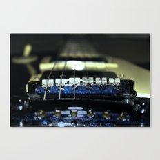 Epiphone Les Paul Guitar Canvas Print