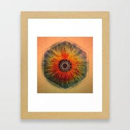 Arges Framed Art Print