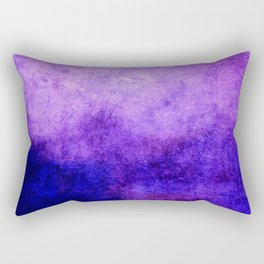 Abstract Cave V Rectangular Pillow