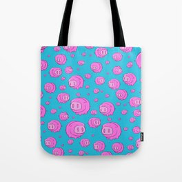 When Pigs Fly, Or Float! Tote Bag