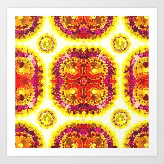HAYFLICK LIMIT Art Print