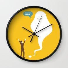 I am not a Genie... Wall Clock