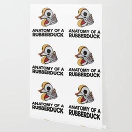 Anatomy Of A Rubberduck Gift Wallpaper
