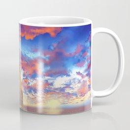lighthouse landscape Coffee Mug