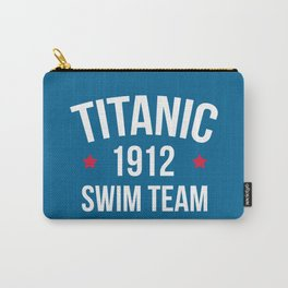 Swim Team Funny Quote Carry-All Pouch