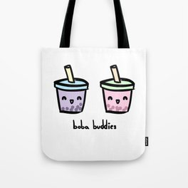 Boba Buddies Tote Bag