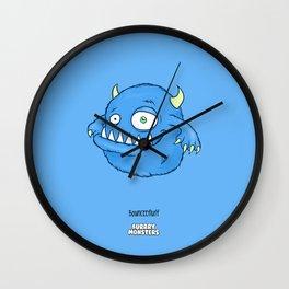 Bounceefluff Wall Clock