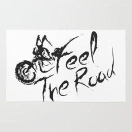 Feel the Road Rug