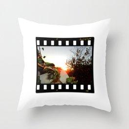 Jewel of Light Throw Pillow
