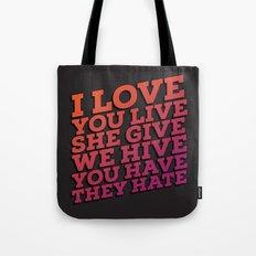The sad truth Tote Bag