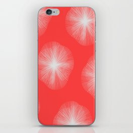 Coral Bust iPhone Skin