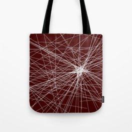 lies webs Tote Bag