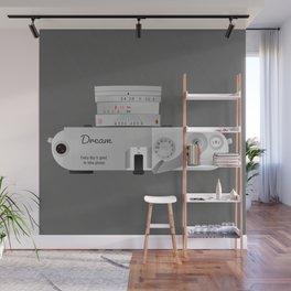 The dream Camera. Leica Wall Mural