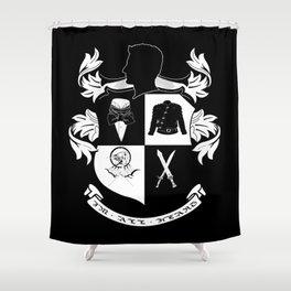 Armitage Army Shower Curtain