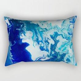 Divine Whispers Rectangular Pillow