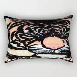 TIGER PRIDE Rectangular Pillow