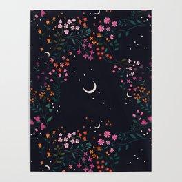 Midnight Garden Poster