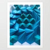 Sleek Art Print