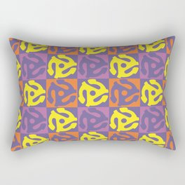 45 RPM Rectangular Pillow