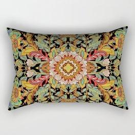 Dance Between Fire Now! Rectangular Pillow