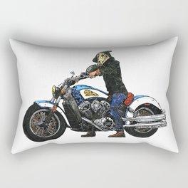 Horseman #4 Rectangular Pillow