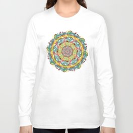Tigan Paisley Long Sleeve T-shirt