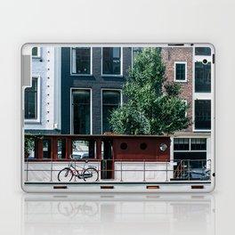 A Day in Amsterdam Laptop & iPad Skin