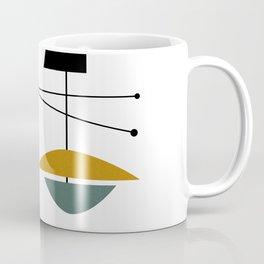 Mid Century Art 11 Coffee Mug