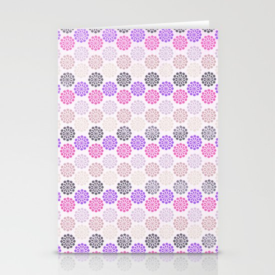 FLORAL 2 Stationery Cards