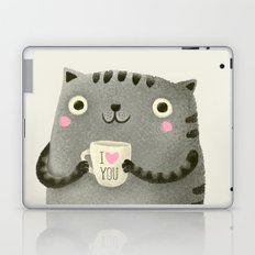 I♥you Laptop & iPad Skin