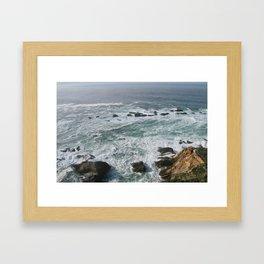 Northern California Framed Art Print
