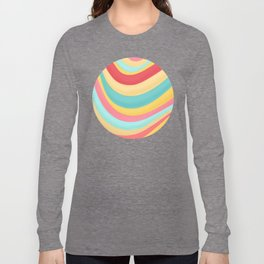Candy Curves Long Sleeve T-shirt