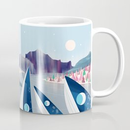 Polar Fish Coffee Mug