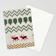 Holiday Sweater Stationery Cards